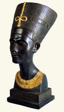 Bust Of NEFERITITI