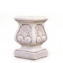 Low Square Pedestal