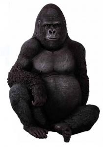 Silver Back Gorilla #7224