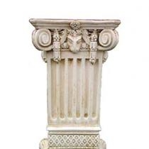 Ram's Head Pedestal