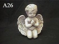 Small Angel, Kneeling Praying