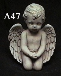 Small Kneeling Angel