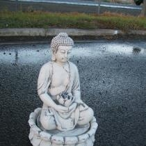 Small Lotus Buddha Fountain