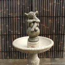 Cherub Fountain 1