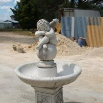 Cherub Fountain 2