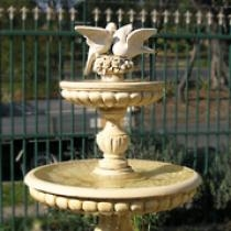 Kissing Dove Ashton Fountain