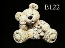 Bear & Teddy