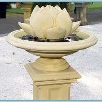 Lotus in Bowl Fountain