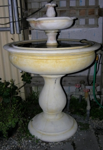 Tennyson Courtyard 2 Tier Fountain
