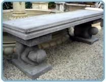 Crouching Man Bench
