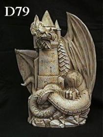 Dragon & Castle