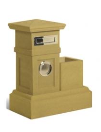 Distinctive Planter letterbox