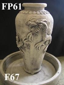 Dragon Pot with Tubing