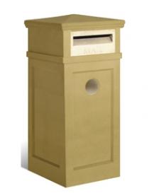 Hawthorn letterbox