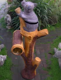 Koala Mailbox