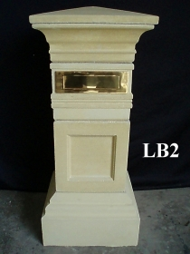 Letterbox, Brass Letter Plate