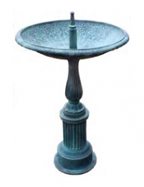 Ribbed Fountain