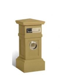 Richmond letterbox