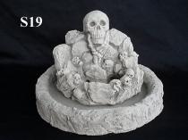 Skull Ashtray