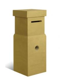 Springvac letterbox