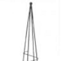 Obelisk Theo 150cm - Latte Brown