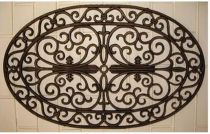 Cast Iron Door Mat CR-006