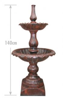 2 Tier Lisbon Fountain