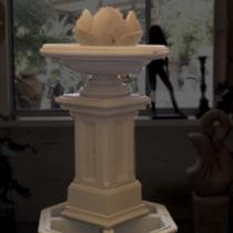 Small Lotus Fountain