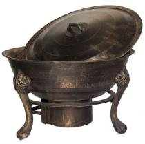 Vesuvius Fire Pit BBQ