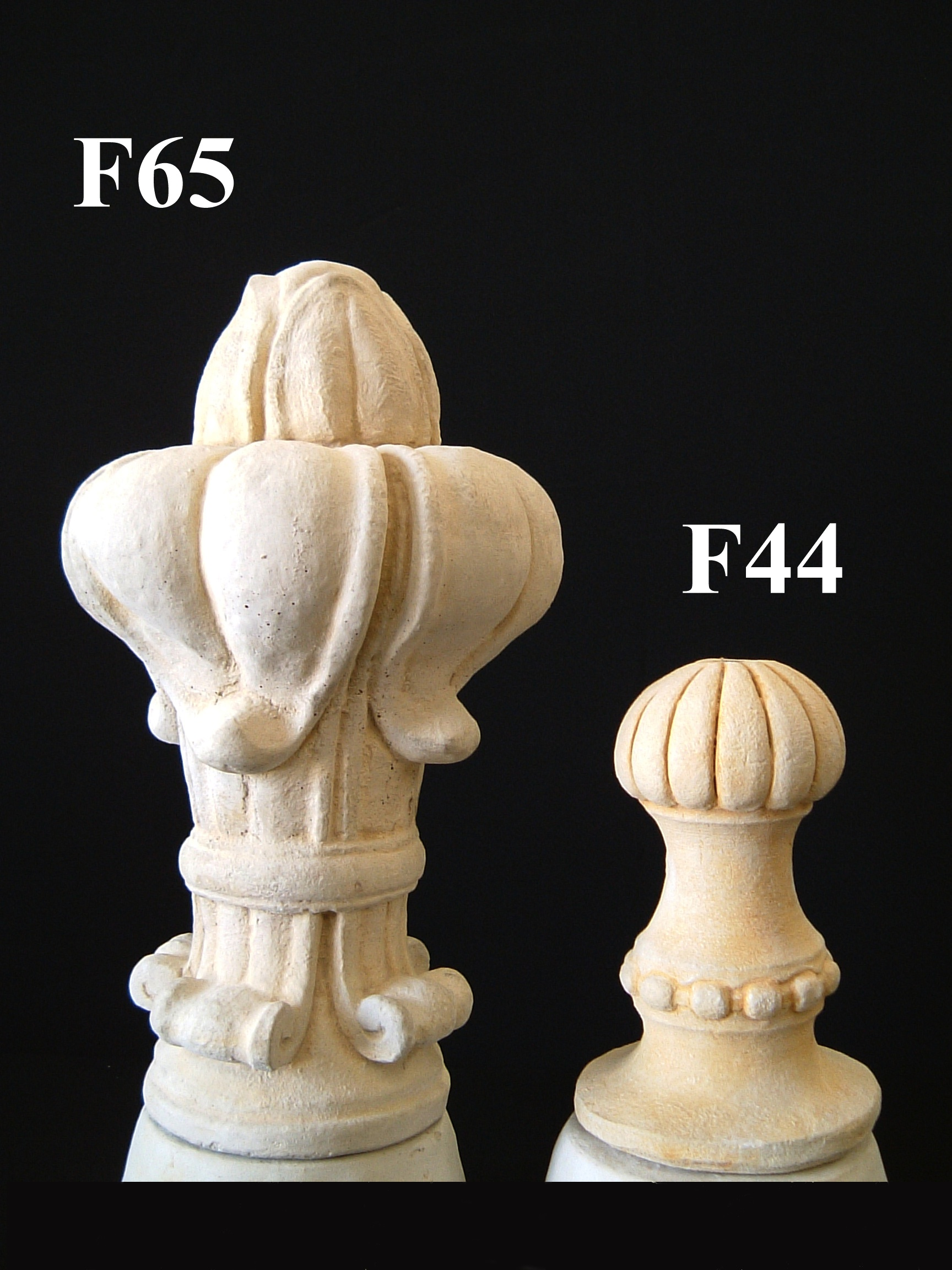 Fountain - Top Acorn Only-Code N