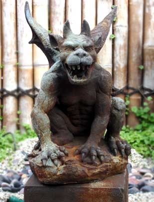gargoyle features