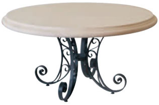 Code CE - Como Table with Fiora Base
