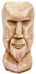 Male Java Head