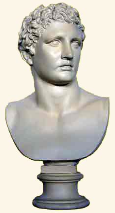 BUST Of MELEAGER